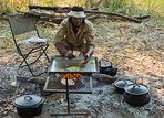 Badiri der Koch