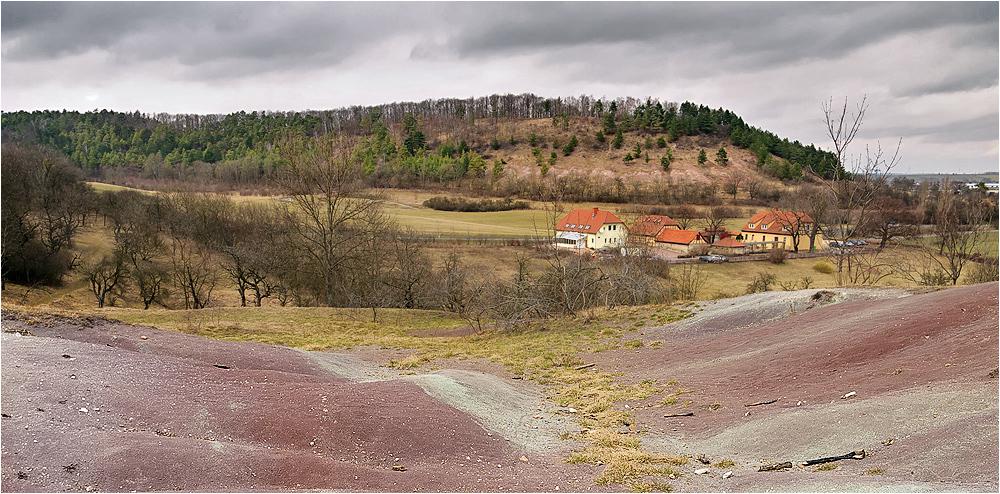 Badlands, Freudenthal, Kallenberg