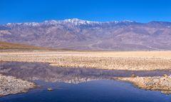 Badwater, Death Valley, Kalifornien, USA