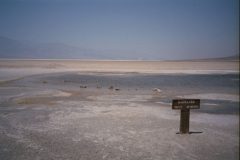 Badwater - Death Valley NM - California/Nevada