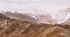 Badwater Road, Death Valley NP, California, USA
