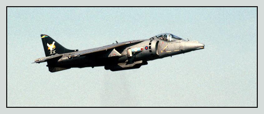 BAE Systems Harrier GR 7