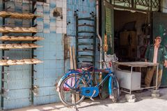 Bäckerei in Kairo