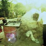 Bäckerfamilie 1987, El Salvador