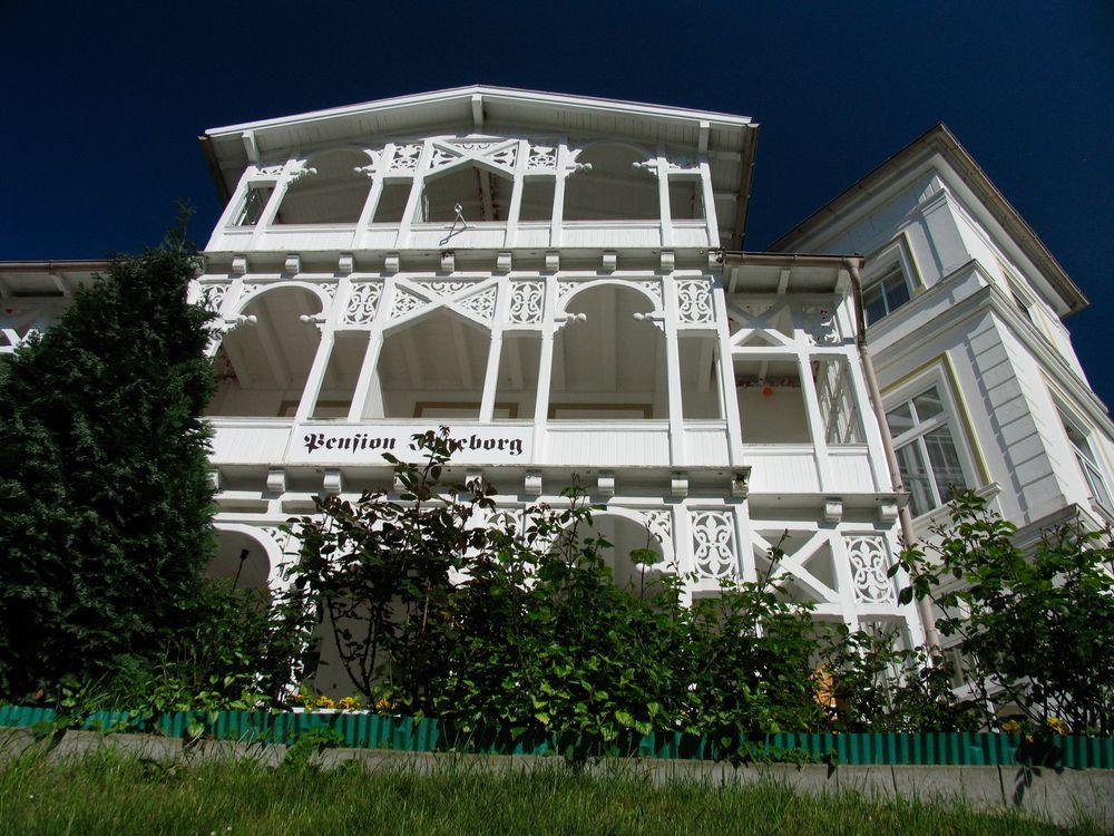 Bäderarchitektur in Sellin