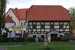 Bärenhäus'l Moritzburg