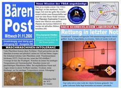 Bärenpost Ausgabe 05/2006