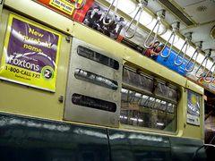 Bärt und Bärnd fahren Subway in NY