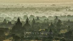 Bagan - aerial