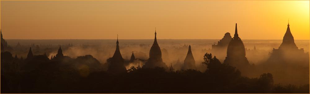 Bagan ohne Ballon