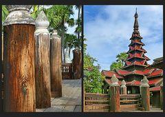 Bagaya Kyaug Monastry