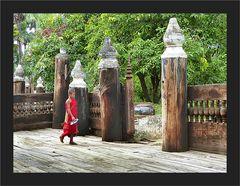 Bagaya Kyaung Kloster