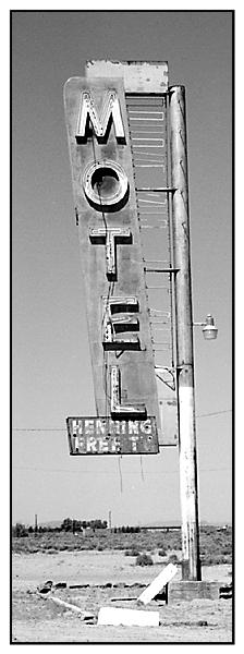 Bagdad Motel - California, USA;