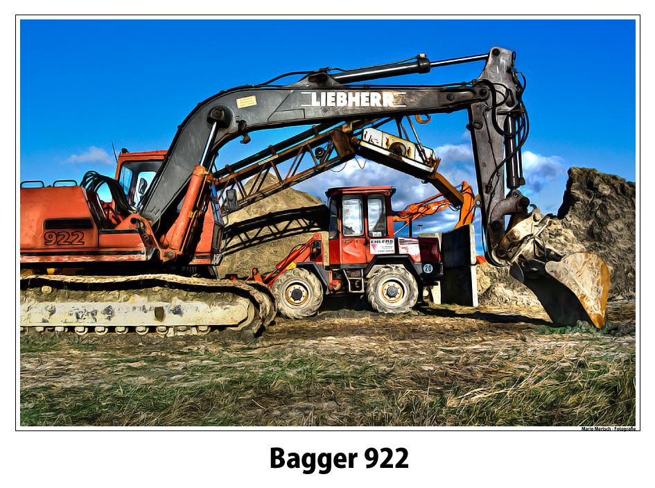 Bagger 922