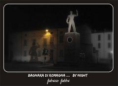 Bagnara di Romagna... by night