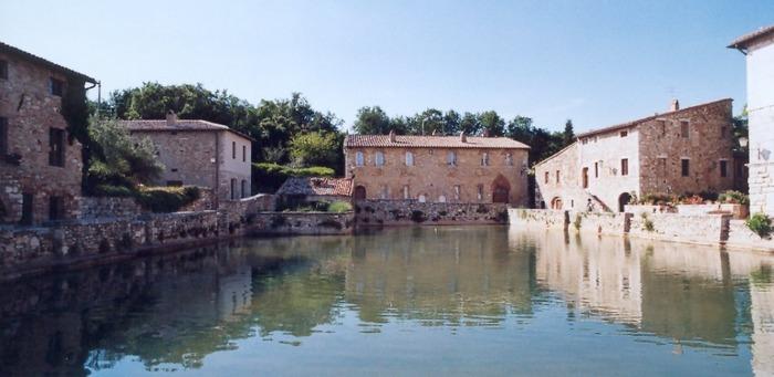 Bagno Vignoni I