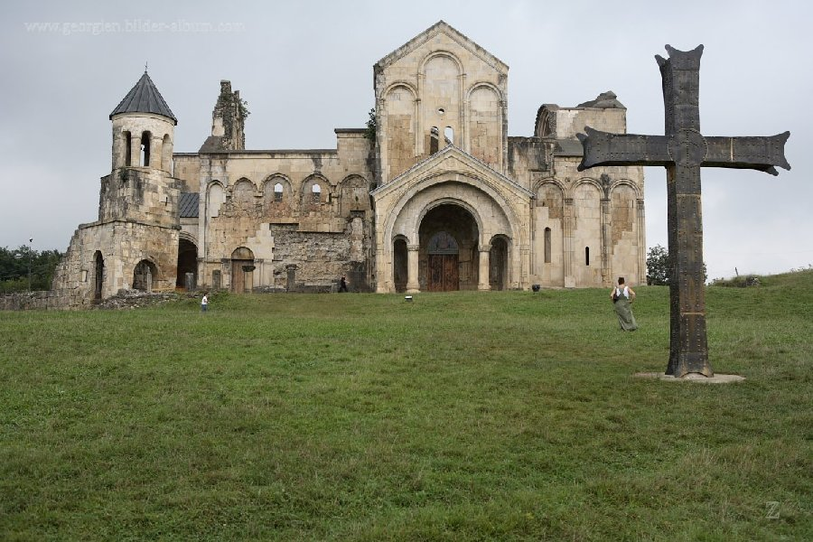 Bagrati Kathedrale nahe Kutaisi in Georgien
