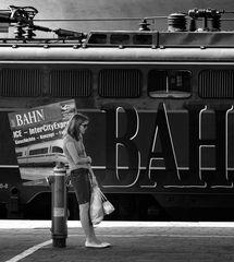 'BAH'... waiting