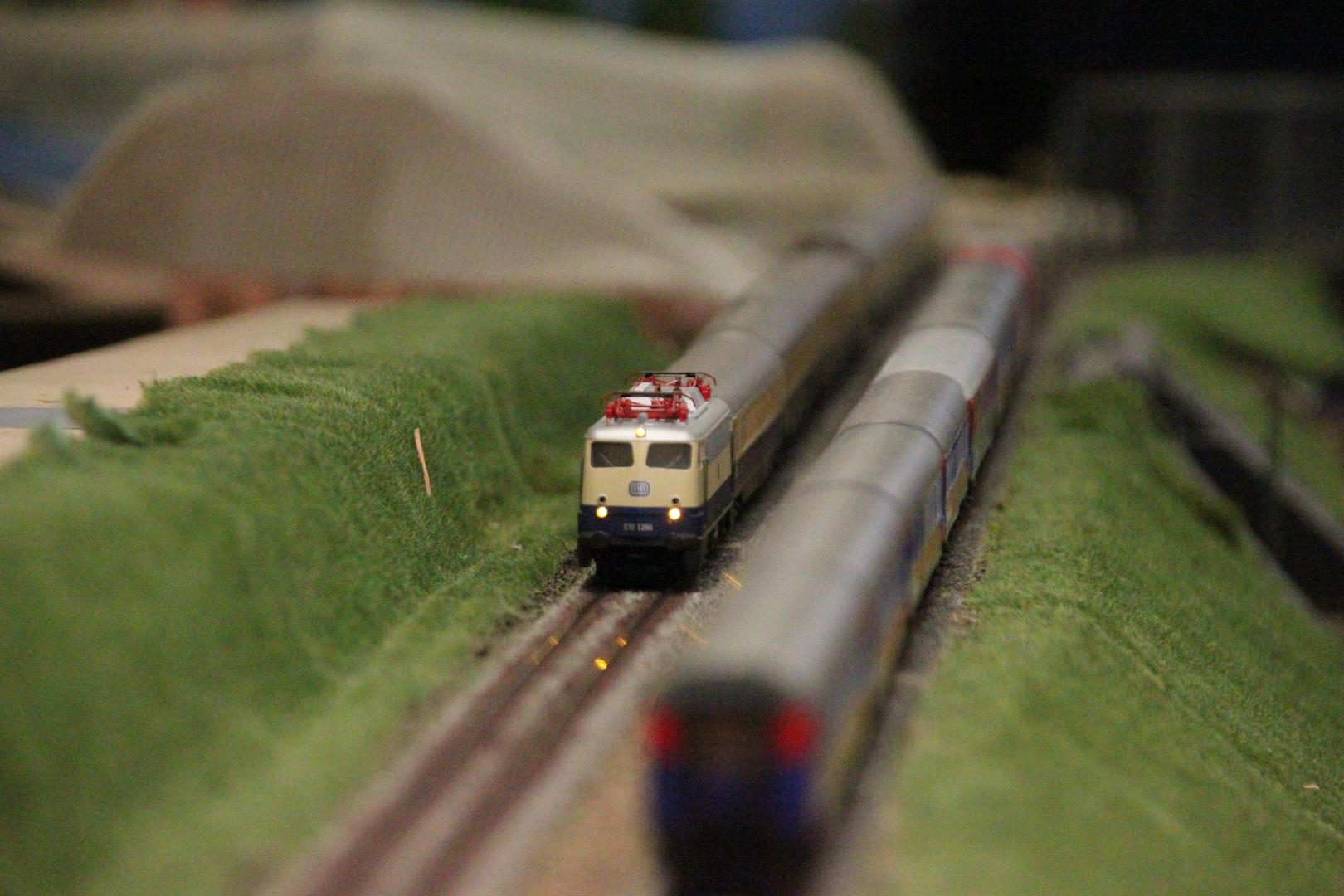 Bahn miniature