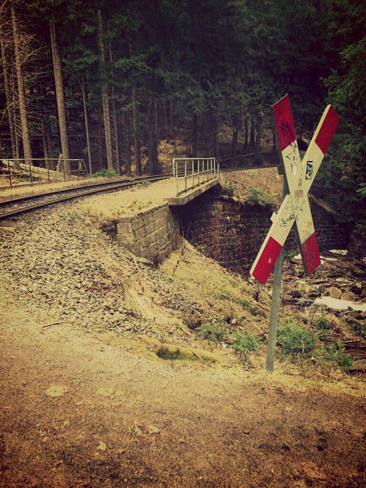 Bahn Schienen