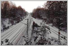 Bahn Winter