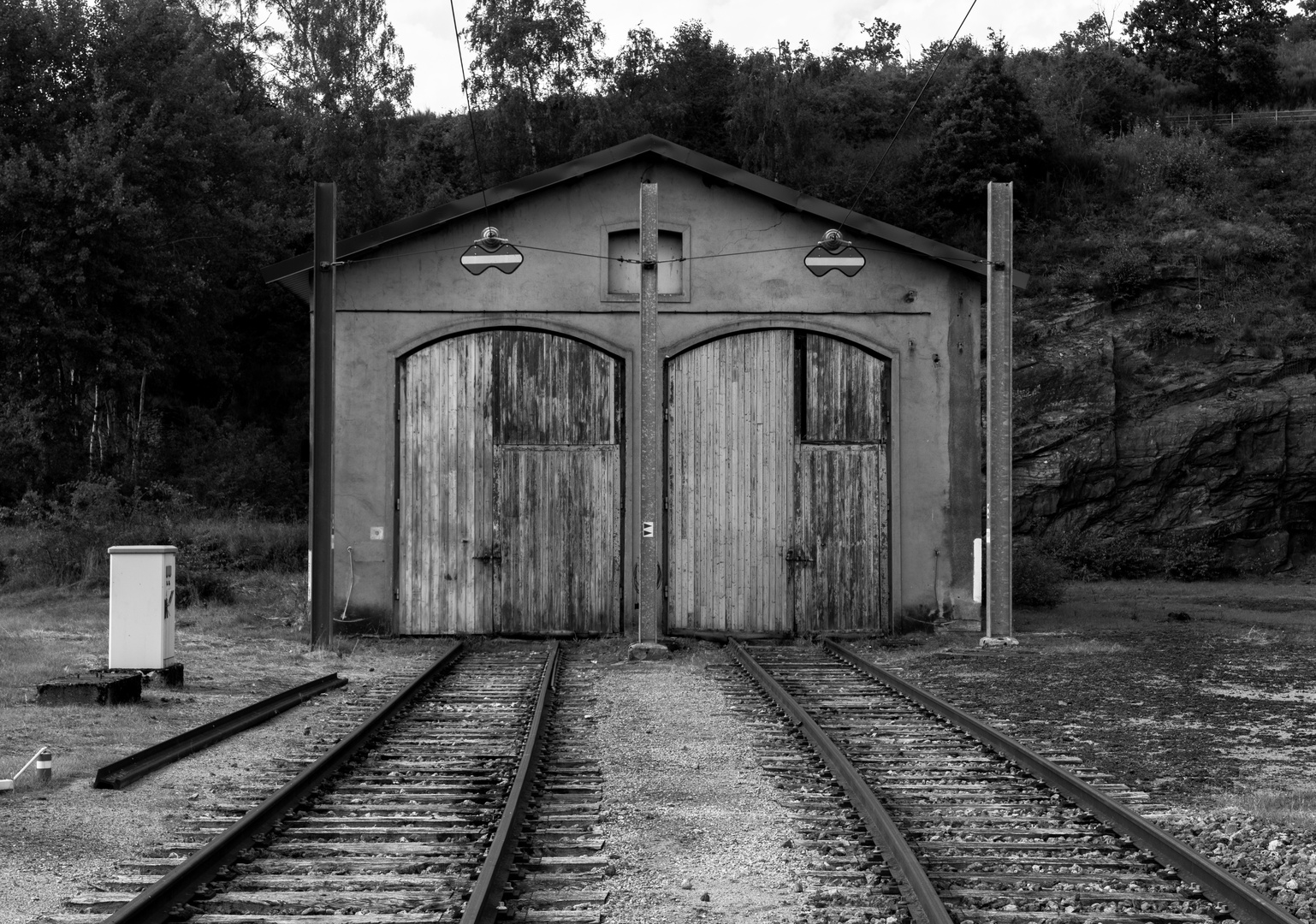 Bahnbetriebswerk Troisvierges (Ulflingen)