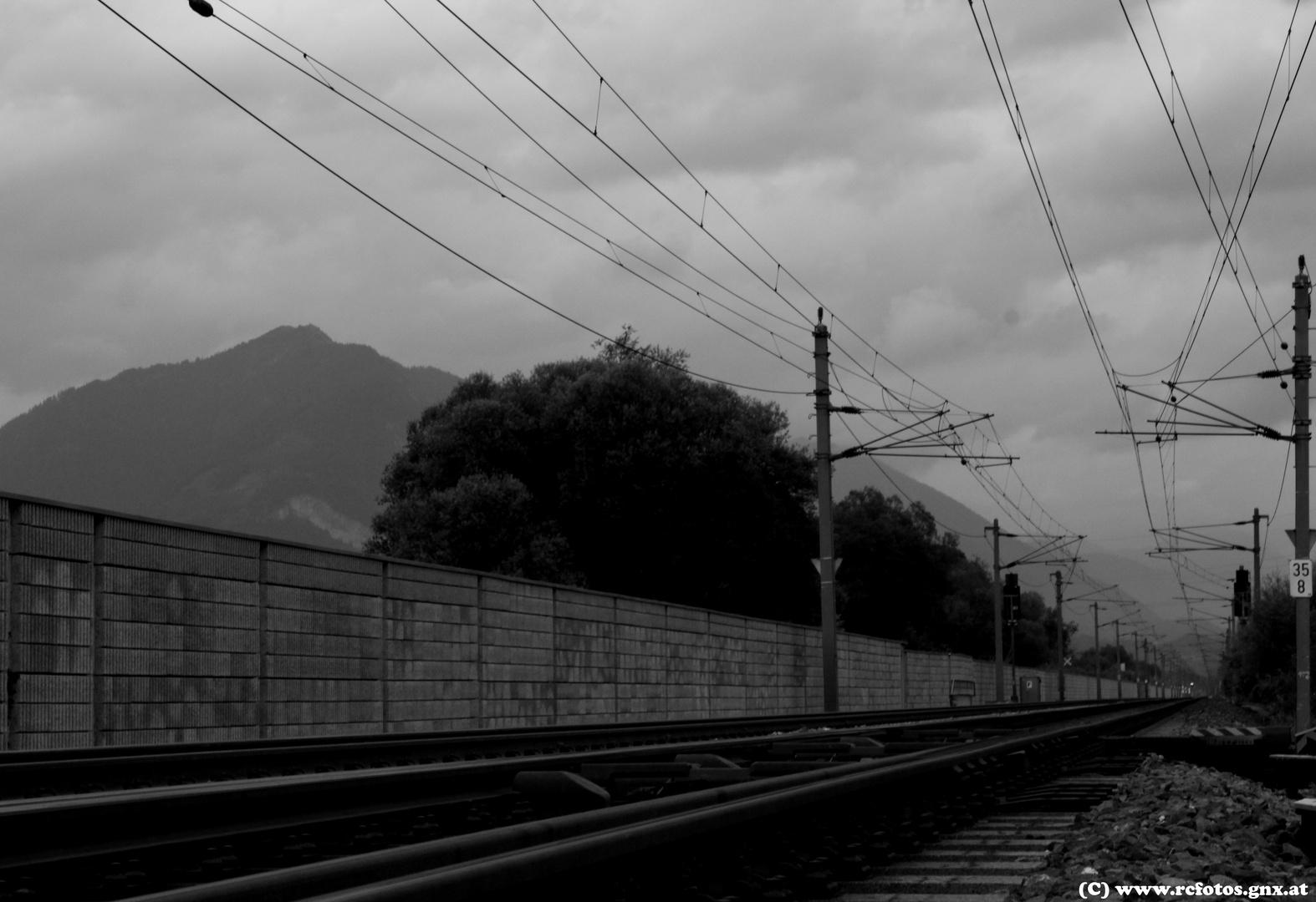Bahngleise (sw)