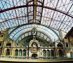 Bahnhof -Antwerpen