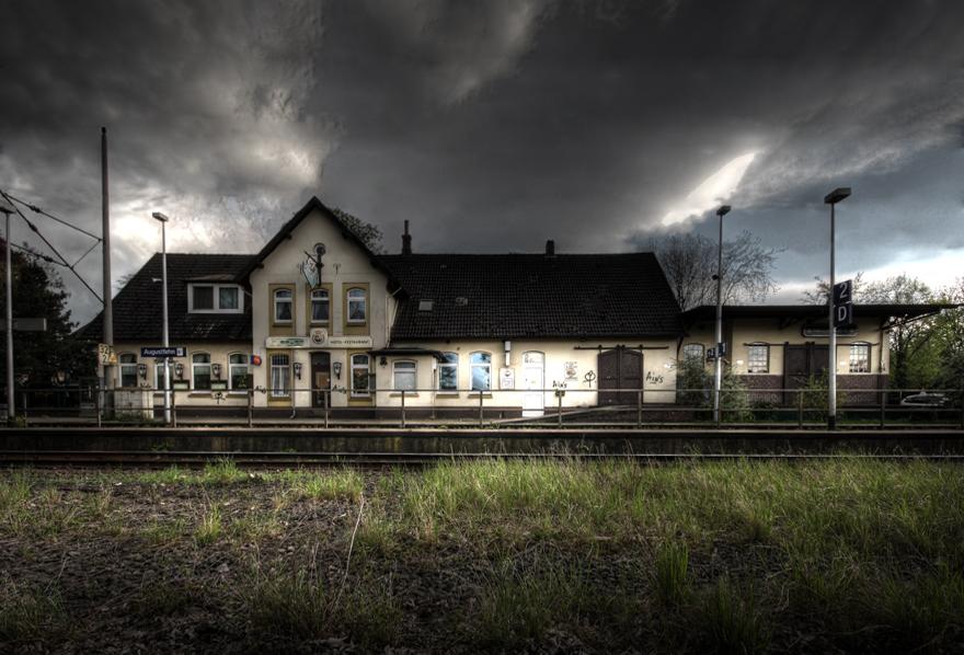 Bahnhof Augustfehn