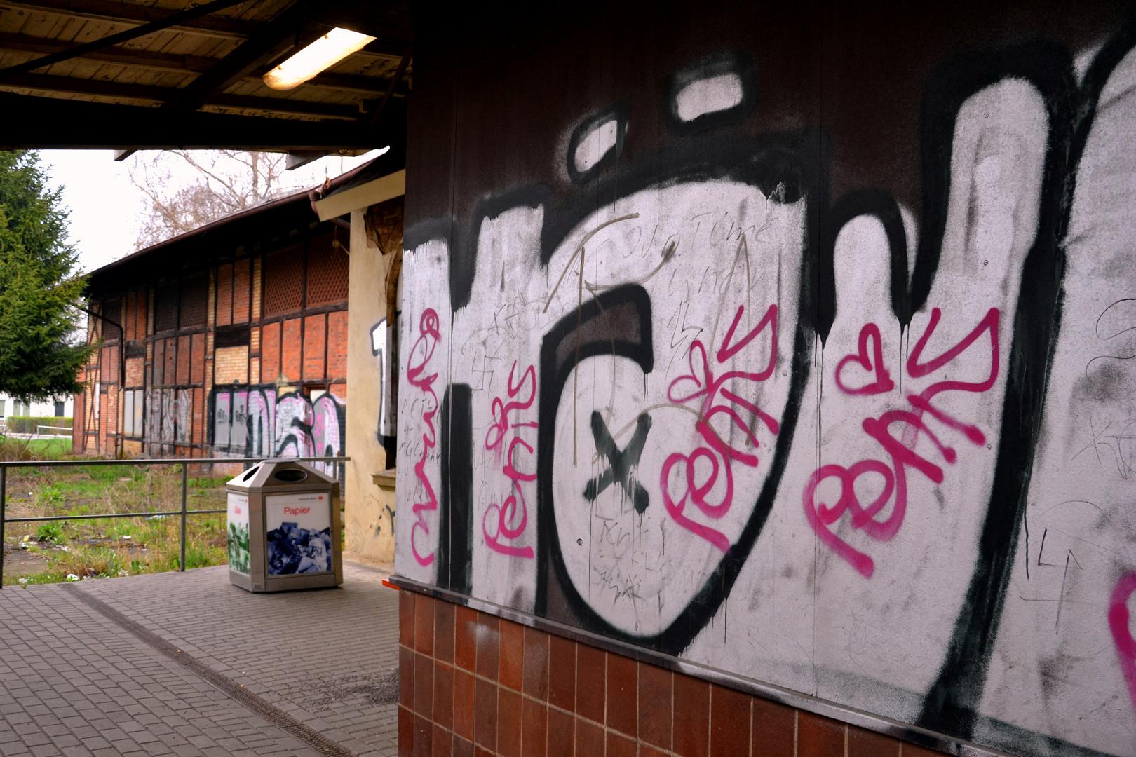 Bahnhof Bad Kösen