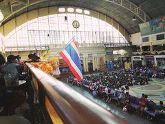 Bahnhof Bangkok P20-20-colfi +SW +7Fotos