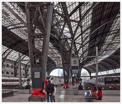 Bahnhof Barcelona