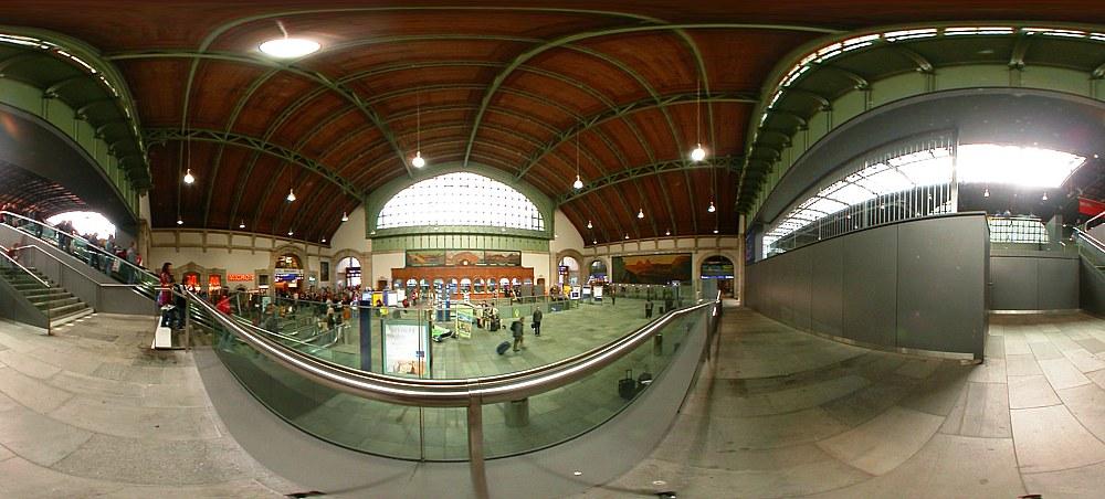 Bahnhof Basel - 360°