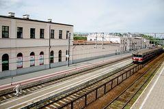 Bahnhof Bialystok