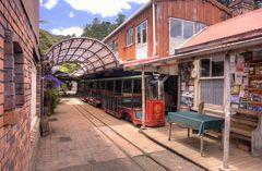Bahnhof - Coromandel Driving Creek Railway Station and Pottery NZL
