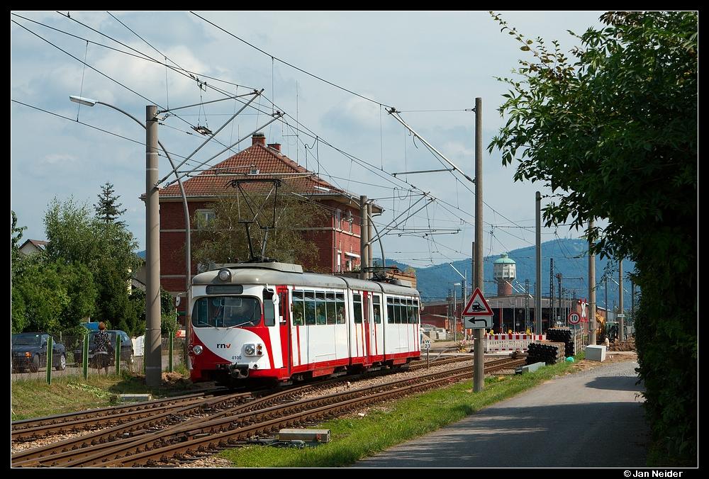 Bahnhof Edingen