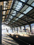 Bahnhof Friedrichstraße (7 Uhr morgens)