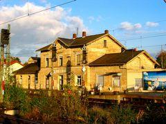 Bahnhof Goddelau