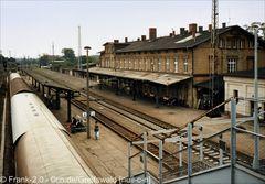 © Bahnhof Greifswald um 1993