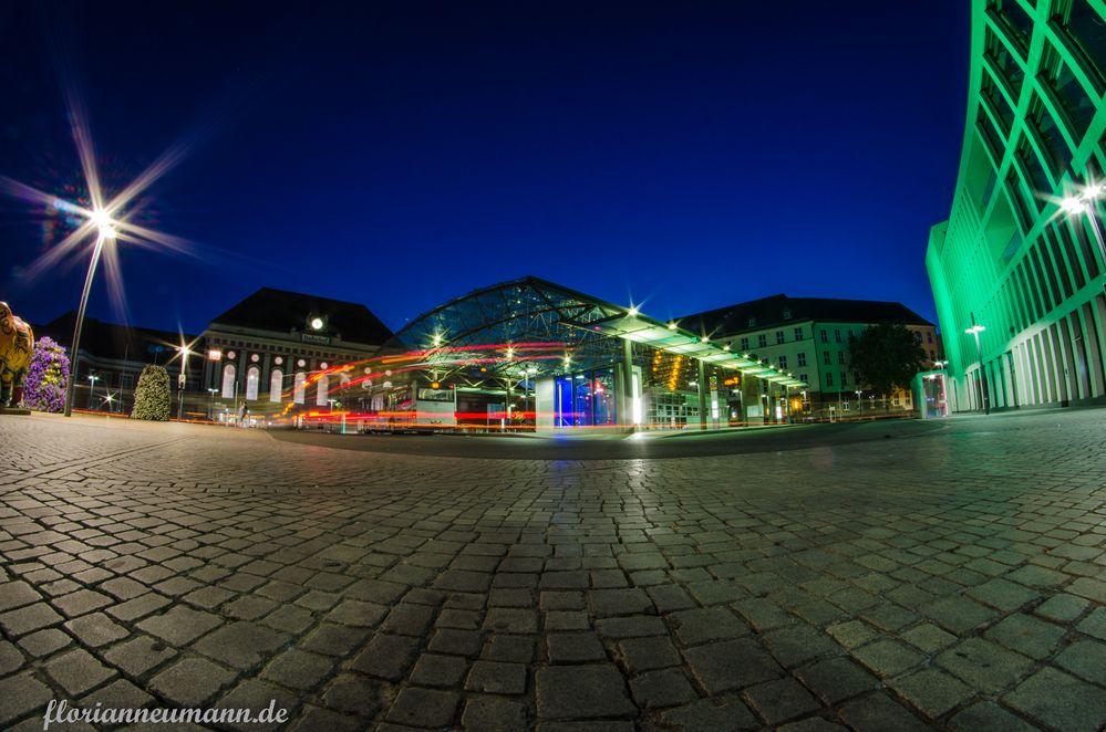 Bahnhof Hamm Westfalen