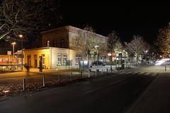Bahnhof Heppenheim (I)
