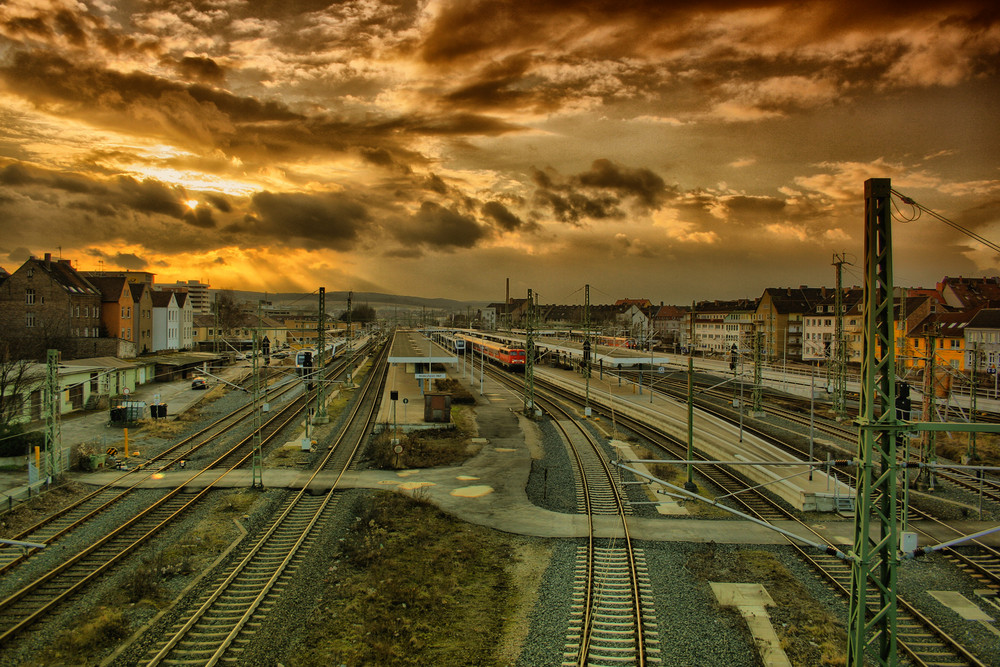 Bahnhof Hildesheim