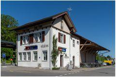 Bahnhof Illnau