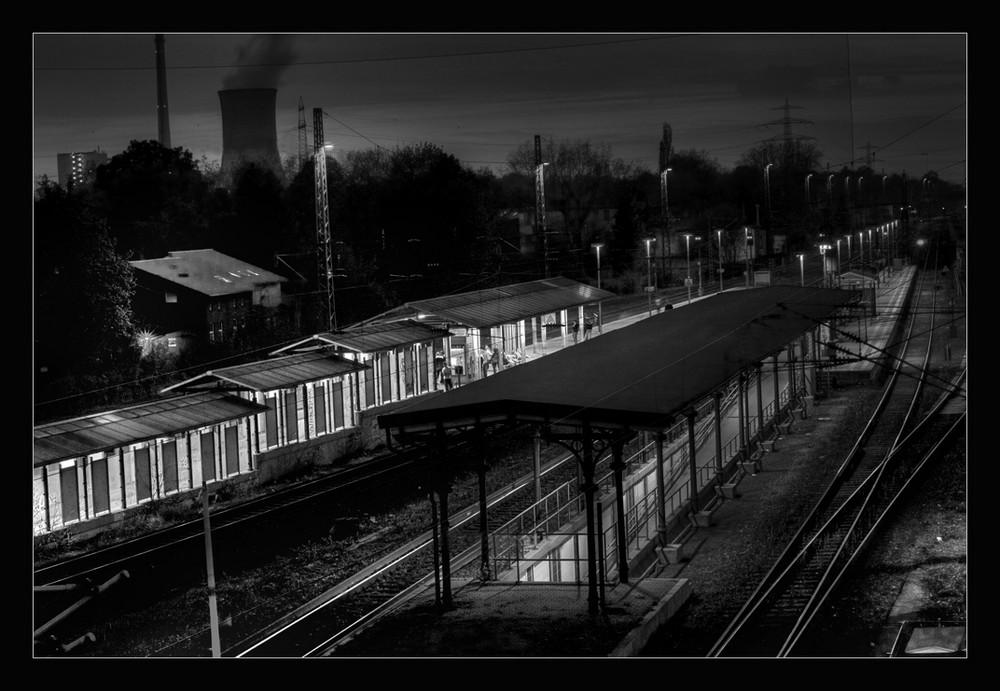 Bahnhof in Dortmund-Mengede