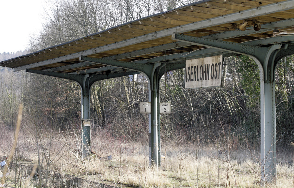 Bahnhof Iserlohn-Ost I