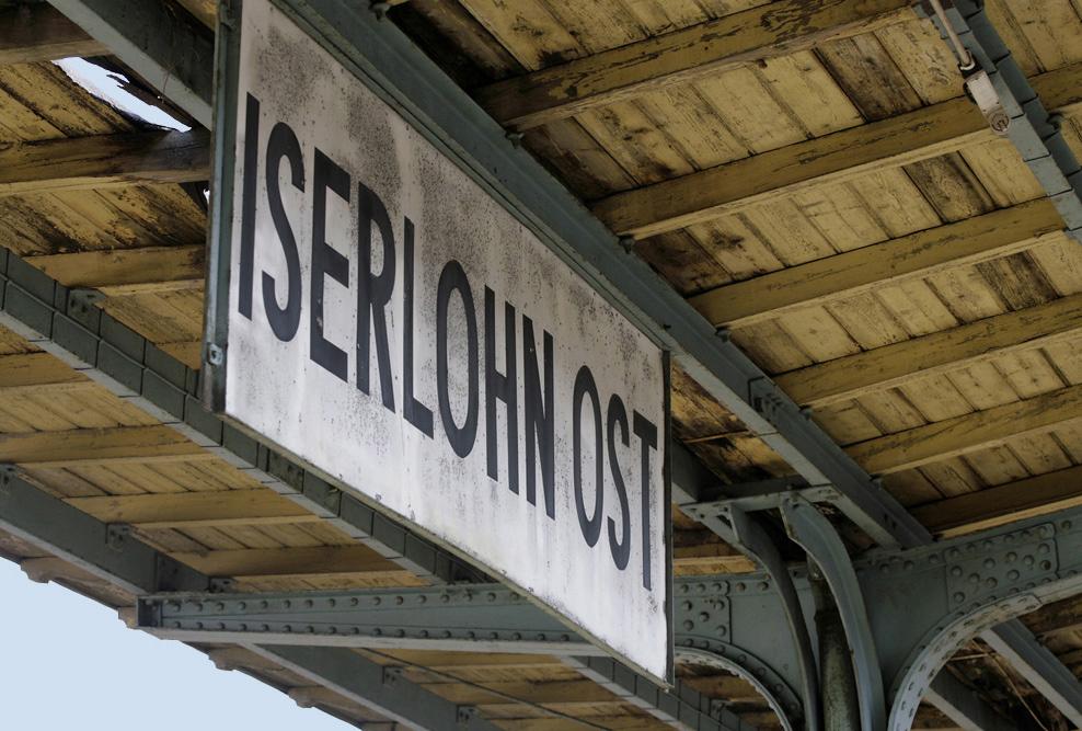 Bahnhof Iserlohn-Ost II
