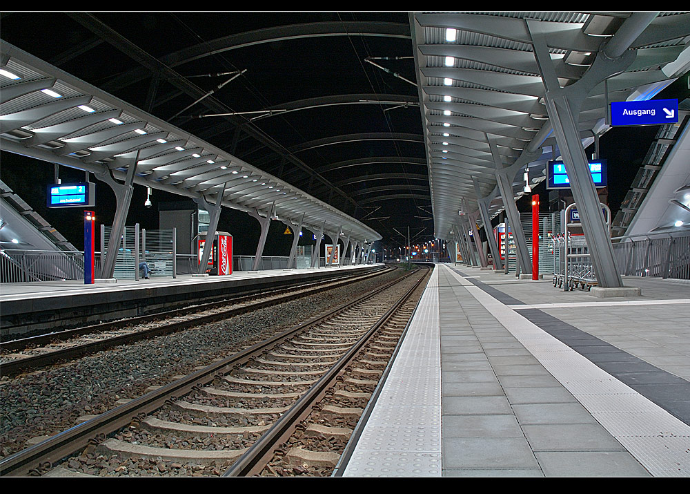Bahnhof Jena Paradies