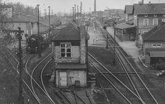 Bahnhof Kamenz ...