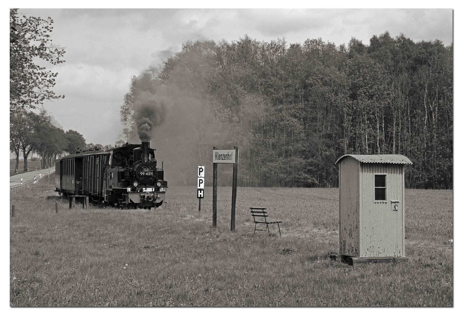 Bahnhof Klenzenhof