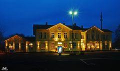 Bahnhof Königsborn